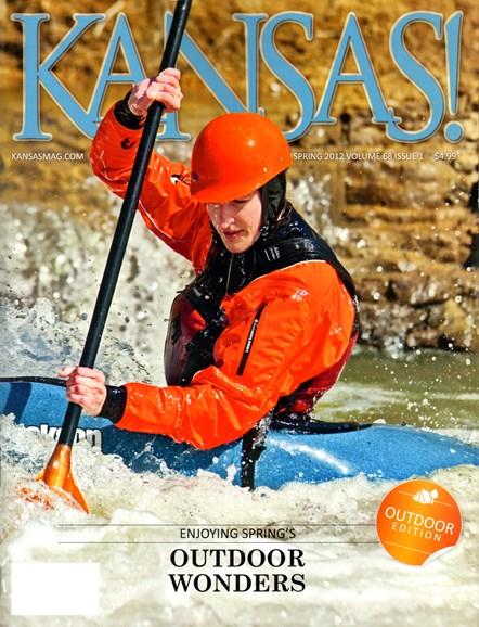 KANSAS! Cover - 3/1/2012