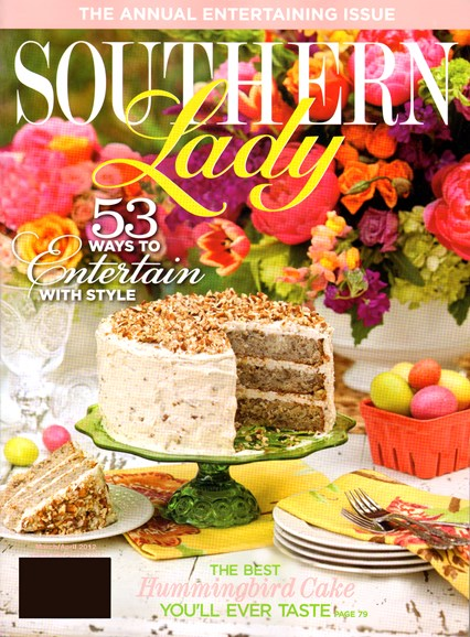 Southern Lady Cover - 3/1/2012