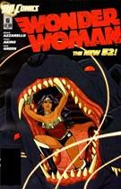 Wonder Woman Comic 4/1/2012