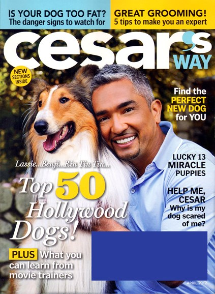 Cesar's Way Cover - 4/1/2012