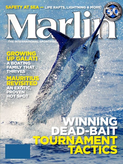 Marlin Cover - 3/1/2012