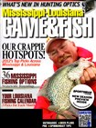 Mississippi Game & Fish   2/1/2012 Cover