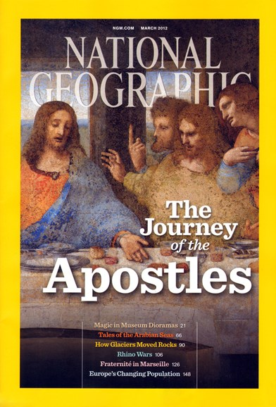 National Geographic Cover - 3/1/2012
