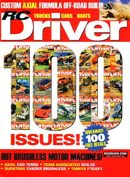 RC Driver Cover - 4/1/2012