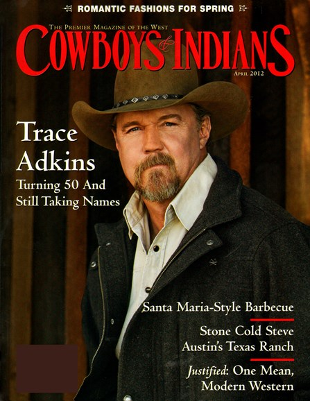 Cowboys & Indians Cover - 4/1/2012
