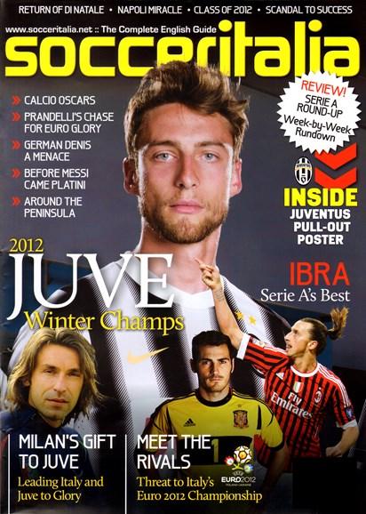 Soccer Italia Cover - 3/1/2012