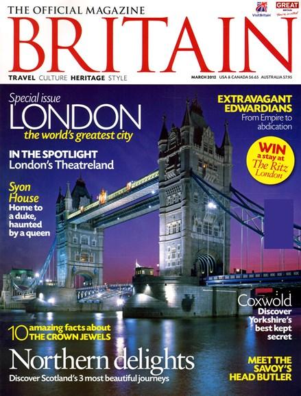 Britain Cover - 3/1/2012