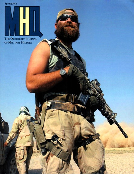 MHQ: Military History Quarterly Cover - 3/1/2012