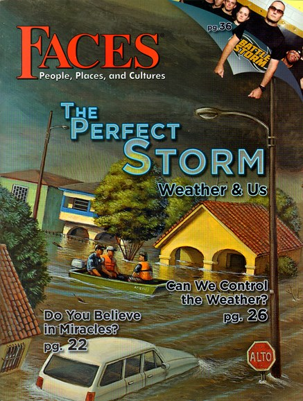 Faces Cover - 3/1/2012