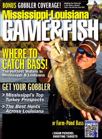 Mississippi Game & Fish Cover - 3/1/2012