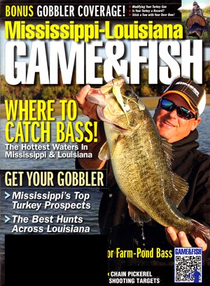 Mississippi Game & Fish   3/1/2012 Cover