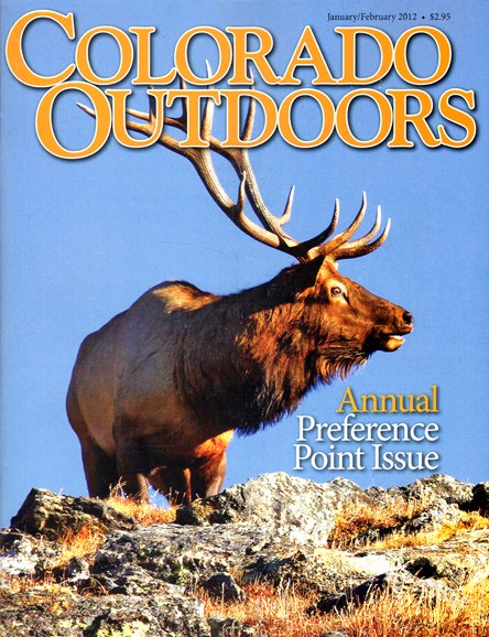 Colorado Outdoors Cover - 1/1/2012