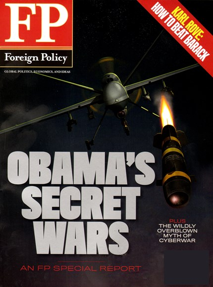 Foreign Policy Cover - 3/1/2012
