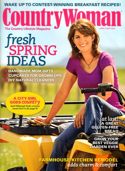 Country Woman Cover - 4/1/2012