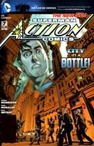 Superman Action Comics 5/1/2012