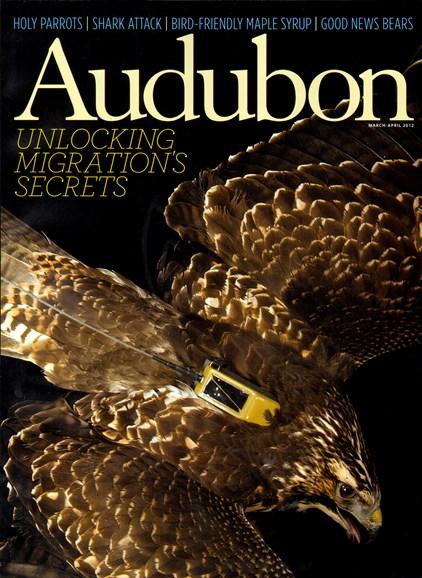 Audubon Cover - 3/1/2012