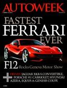 Autoweek Magazine 3/19/2012