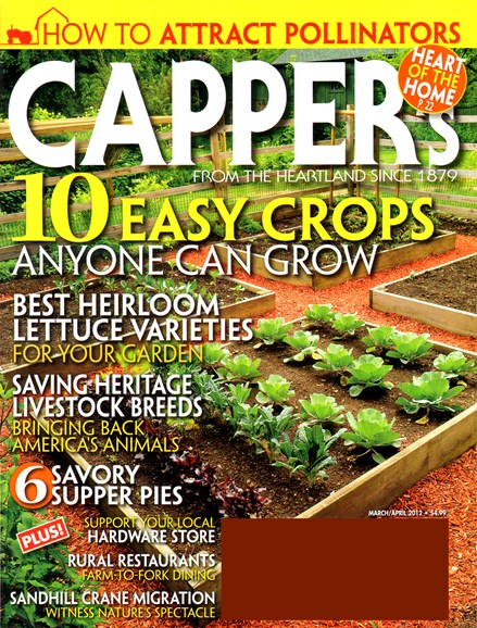 Capper's Cover - 3/1/2012