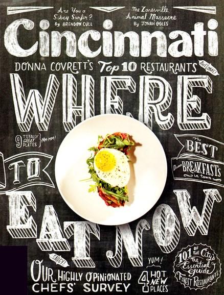 Cincinnati Cover - 3/1/2012