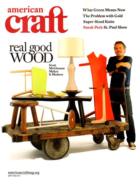American Craft Cover - 4/30/2012