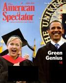 The American Spectator Magazine 4/1/2012