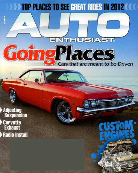 Cars & parts Cover - 4/30/2012