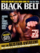 Black Belt Magazine 4/1/2012