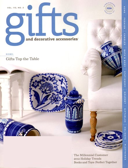 Gifts And Decorative Accessories Cover - 3/1/2012