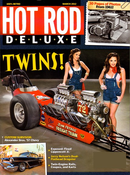 Hot Rod Deluxe Cover - 3/1/2012
