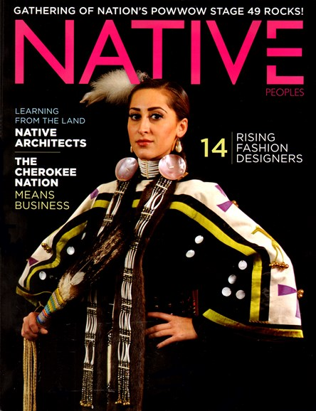 Native Peoples Cover - 3/1/2012