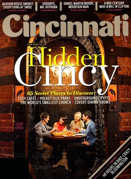 Cincinnati Cover - 4/1/2012