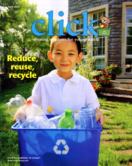 Click Cover - 4/1/2012