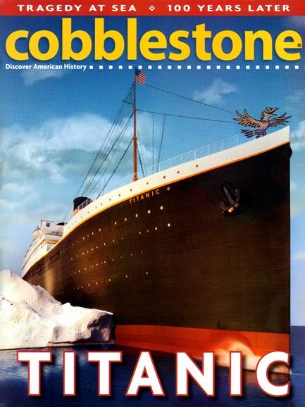 Cobblestone Cover - 4/1/2012