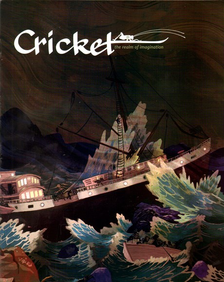 Cricket Cover - 4/1/2012