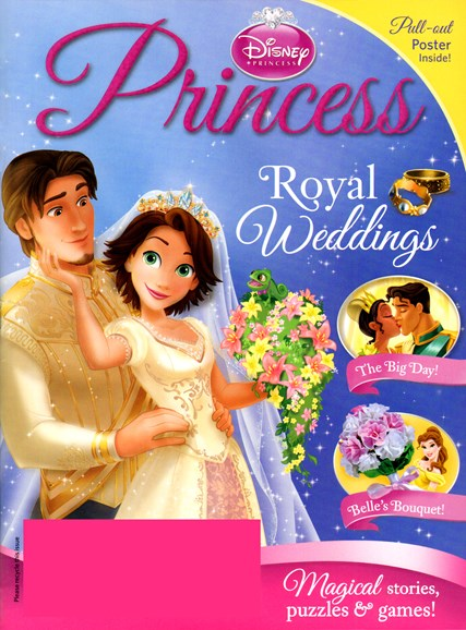 Disney Princess Cover - 4/1/2012