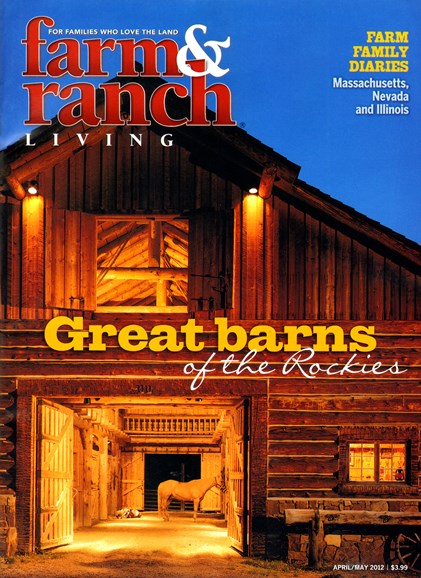 Farm & Ranch Living Cover - 4/1/2012