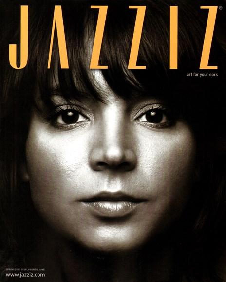 Jazziz Cover - 4/1/2012