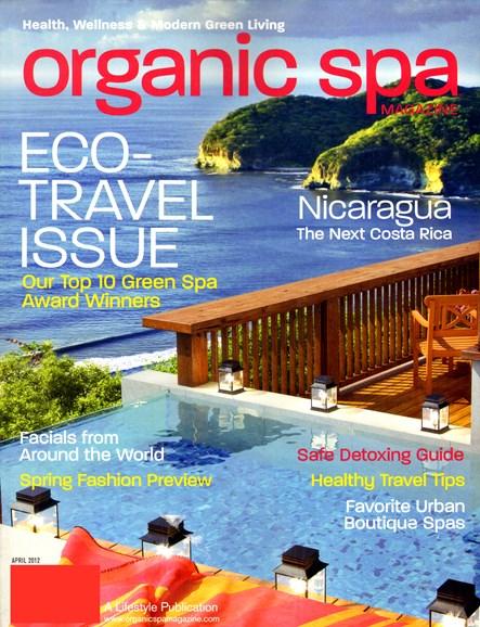 Organic Spa Cover - 4/1/2012