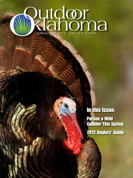 Outdoor Oklahoma Cover - 3/1/2012
