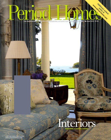 Period Homes Cover - 3/1/2012