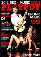 Playboy Magazine 4/1/2012