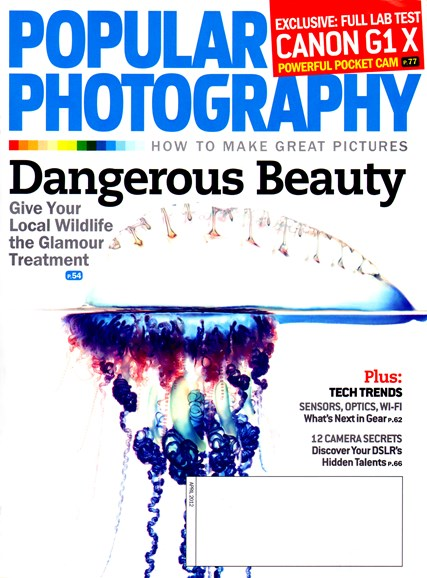 Popular Photography Cover - 4/1/2012