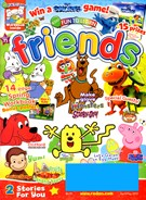 Preschool Friends Magazine 4/1/2012