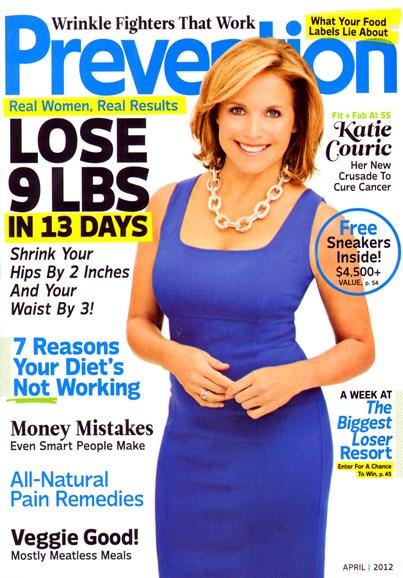 Prevention Cover - 4/1/2012
