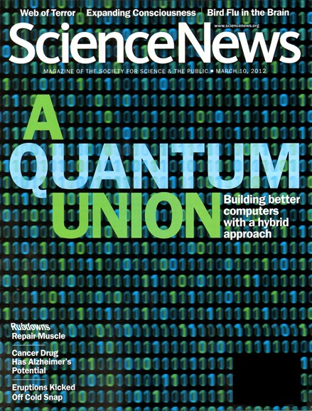 Science News Cover - 3/10/2012