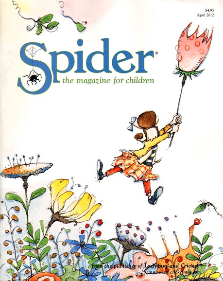 Spider Cover - 4/1/2012