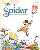 Spider Magazine 4/1/2012