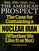 The American Prospect Magazine 4/1/2012