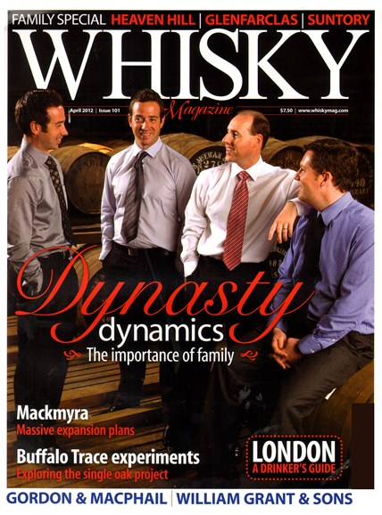 Whisky Cover - 4/1/2012