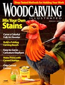 Wood Carving Illustrated Magazine 3/1/2012